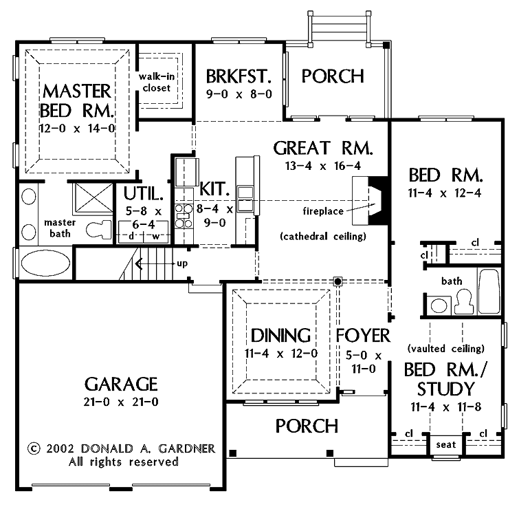 1500 Sq Foot House Plans